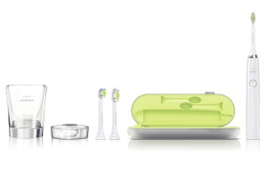 Philips Sonicare DiamiondClean rechargeable electric toothbrush